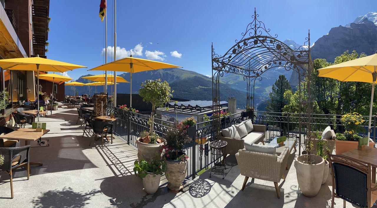 Hotel Eiger Terrace
