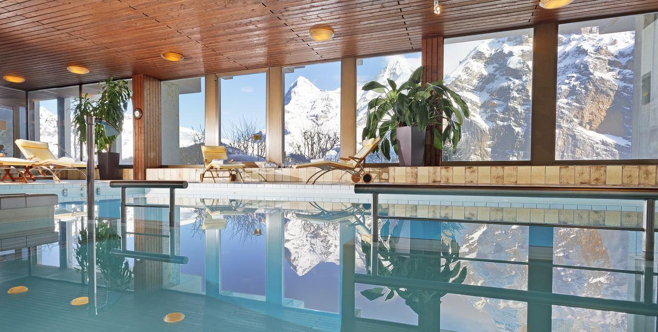 Hotel Eiger Pool
