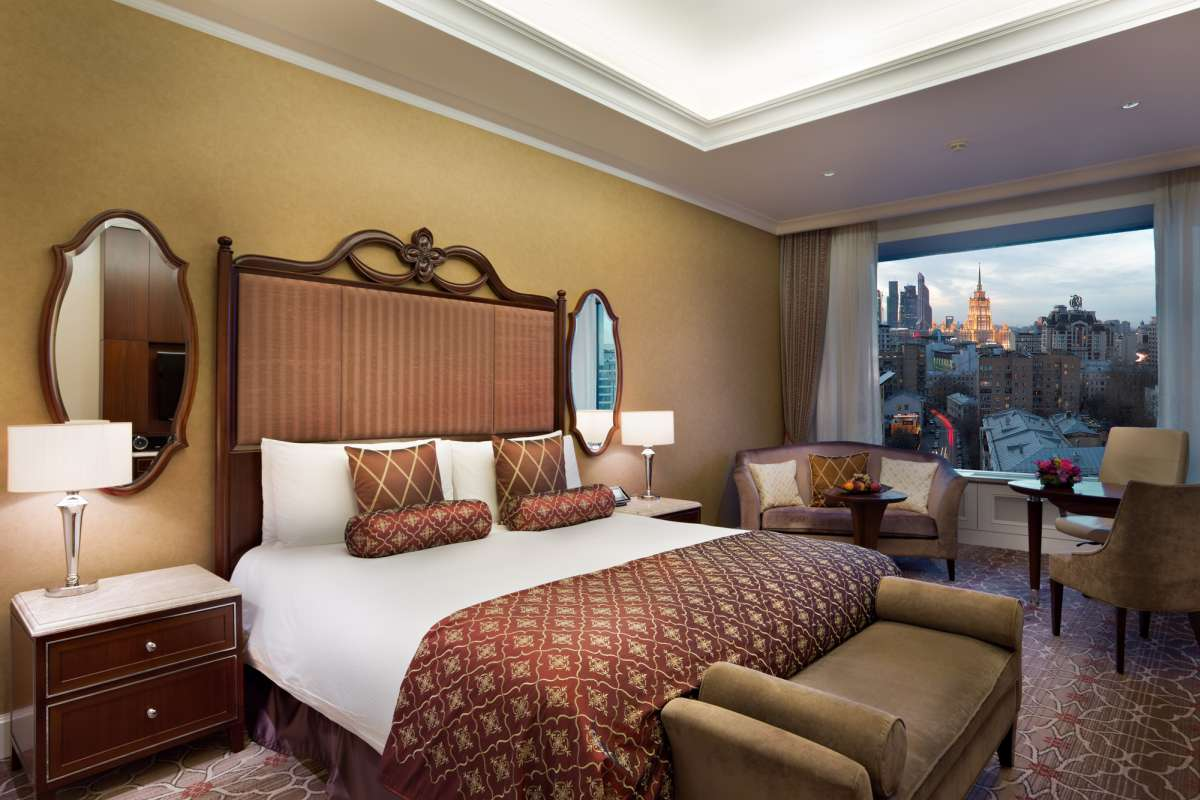 Hotel Lotte Moscow - deluxe room