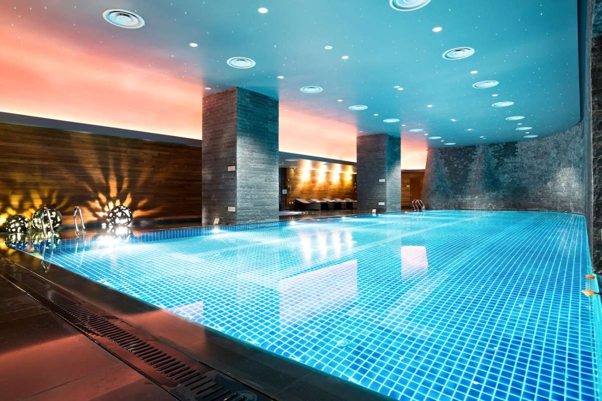 Hotel Lotte Moscow - pool
