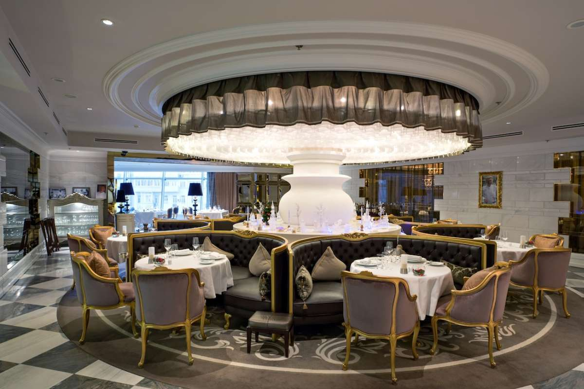 Hotel Lotte Moscow - restaurant