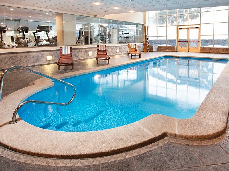 Hotel Piolets Soldeu Centre pool