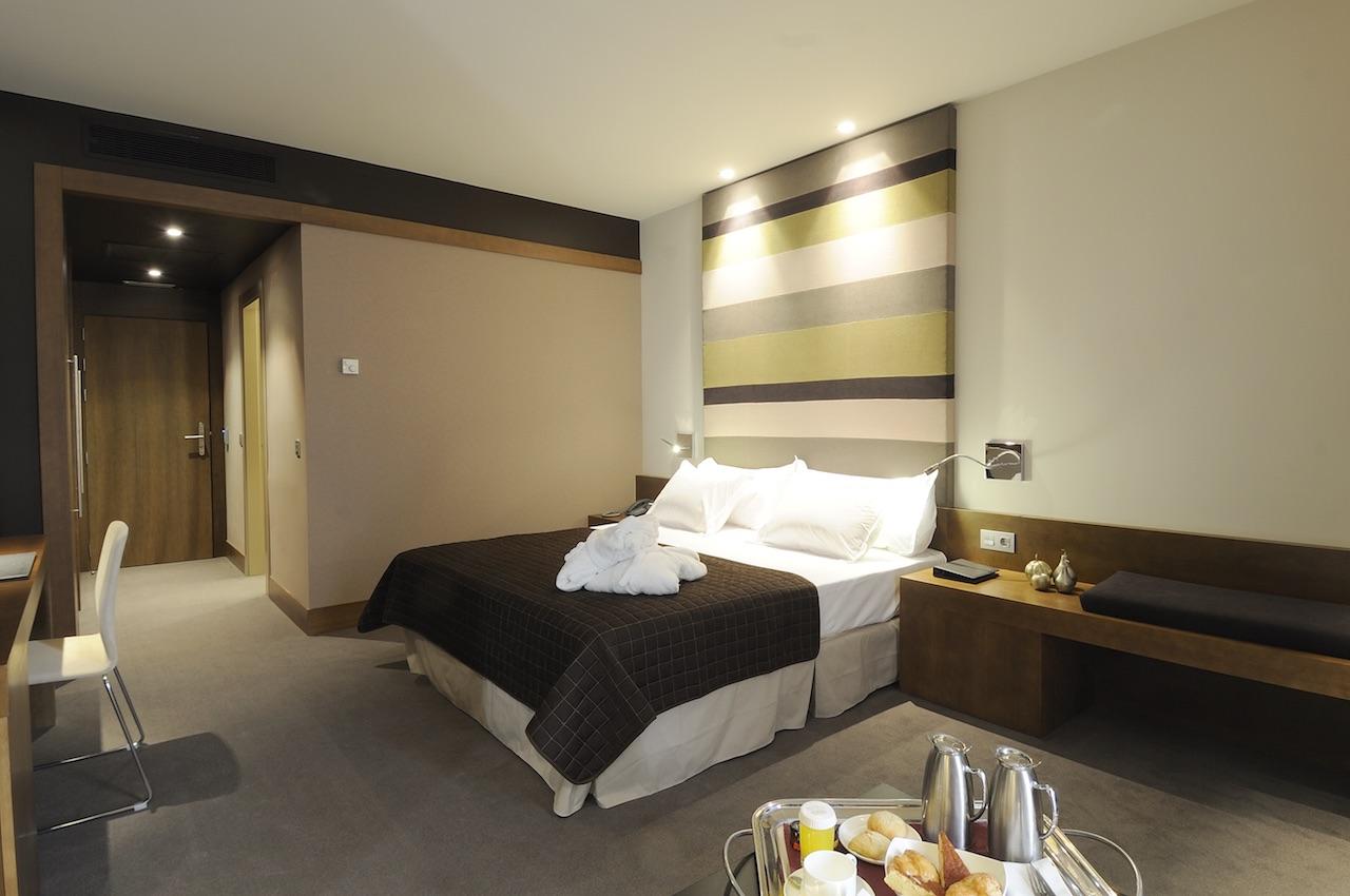 Hotel Enclave standard bedroom