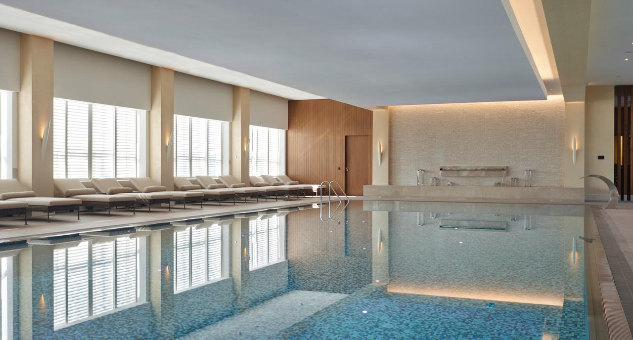 Hyatt Tashkent1 swimming pool