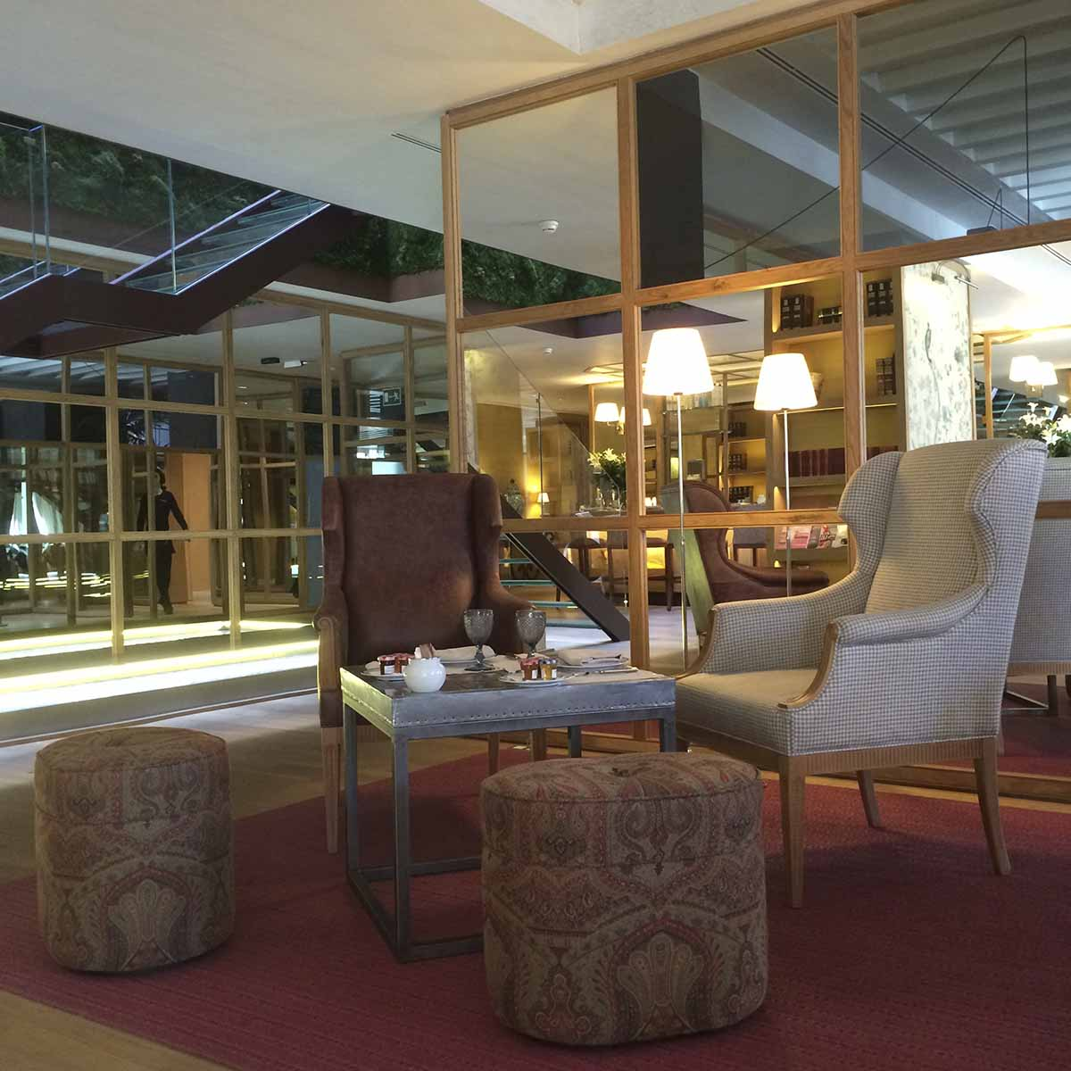 URSO Hotel, Madrid: lobby