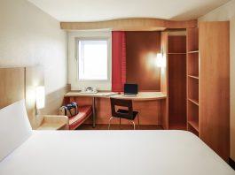 Ibis double room