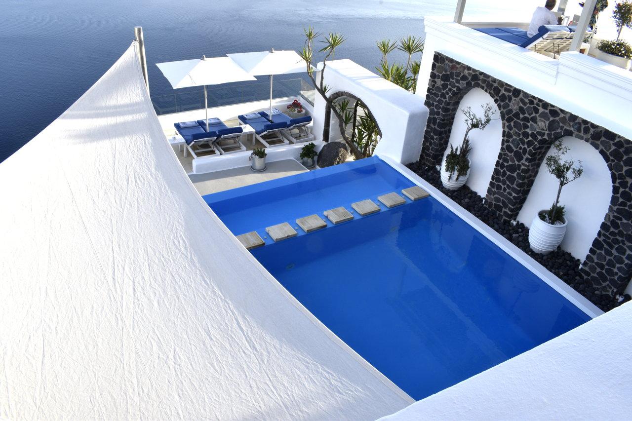 Iconic Santorini - pool