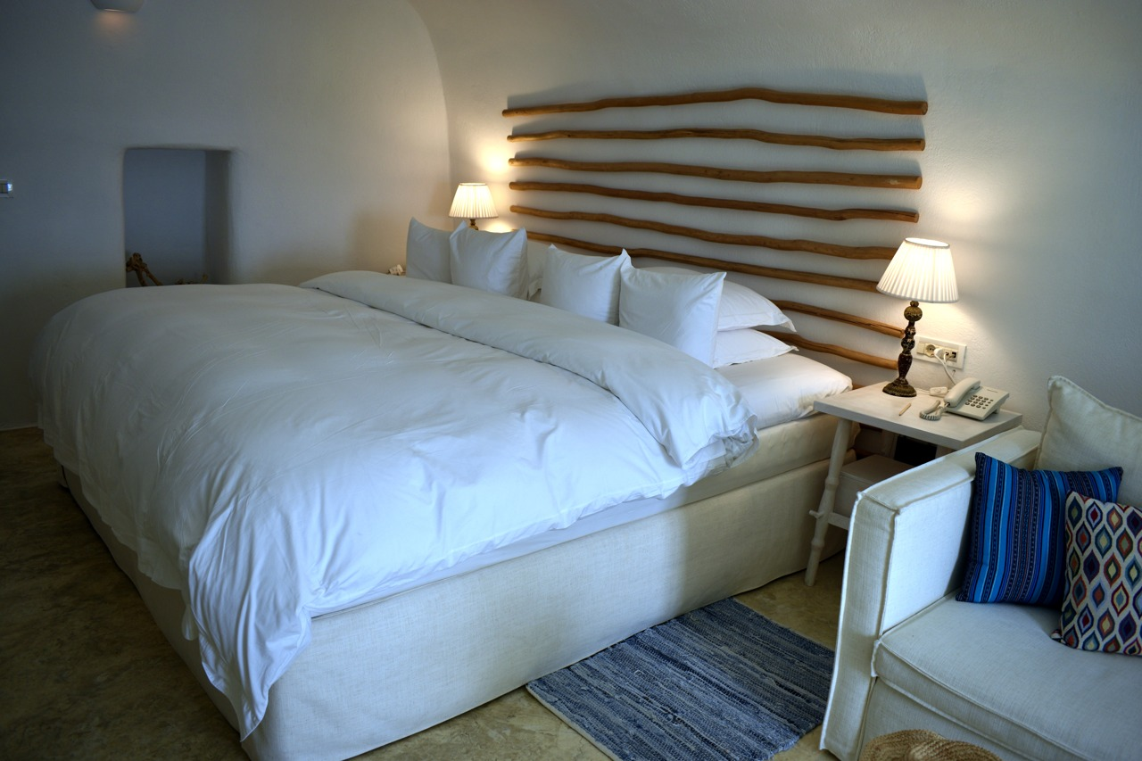 Iconic Santorini - suite
