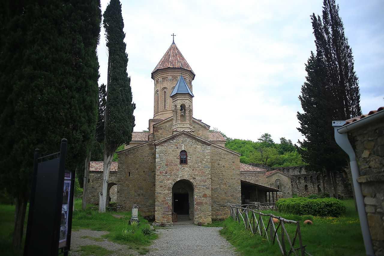 Ikalto church Georgia