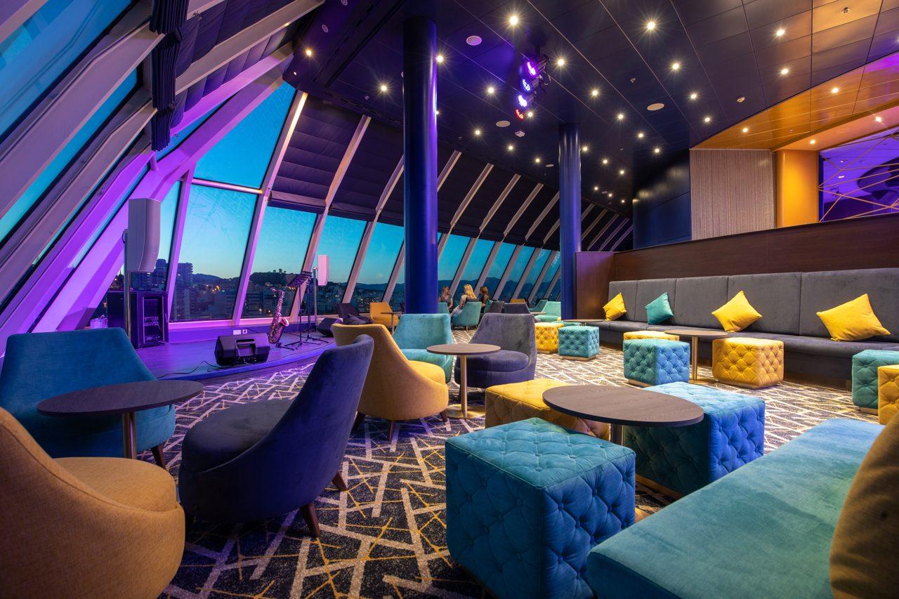 Marella Explorer - Indigo Lounge