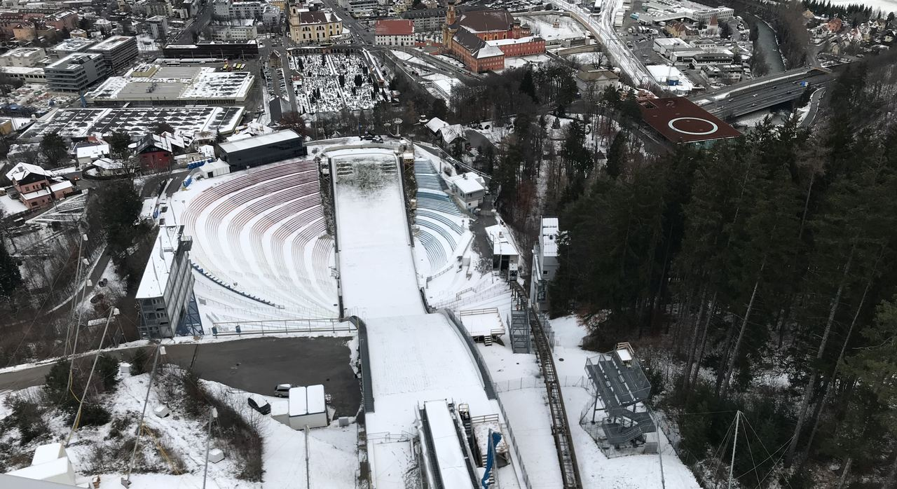 Inssbruk ski jump