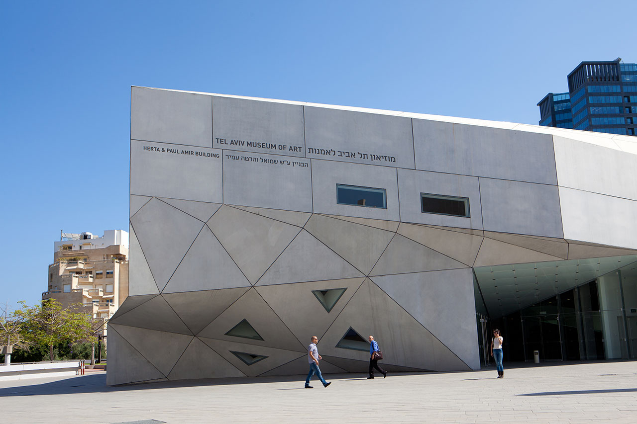 Israel - Tel Aviv - Museum of Art