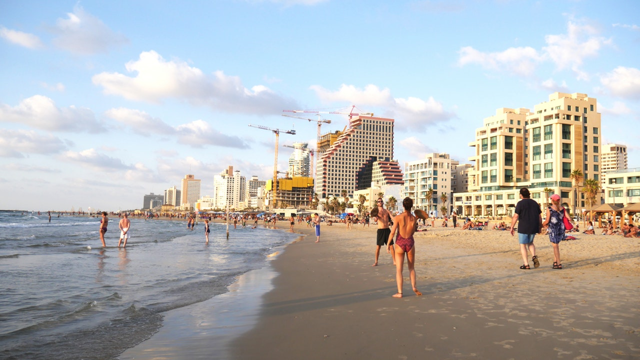 Israel - Tel Aviv - beach