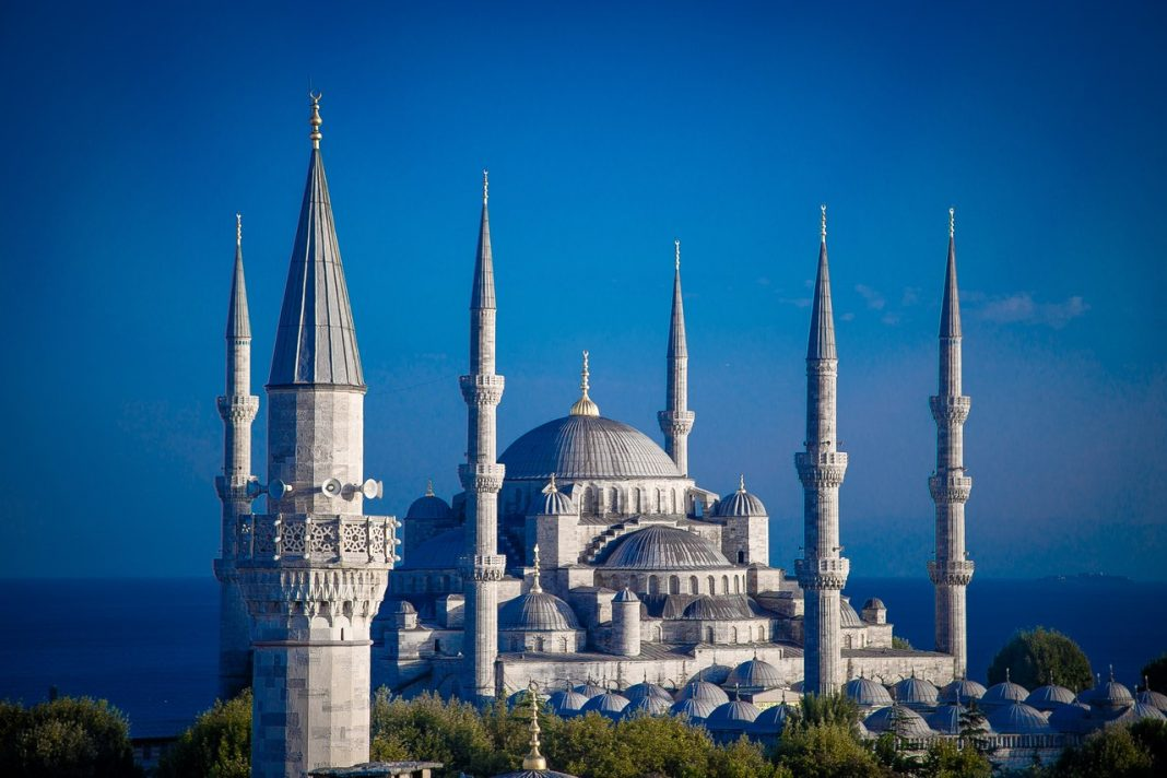 Istanbul Cathedral, Turkey
