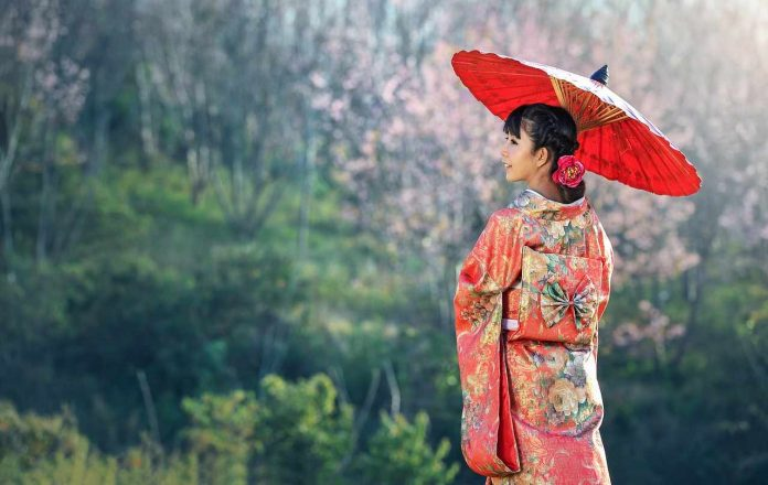 Japan Asia Ceremony
