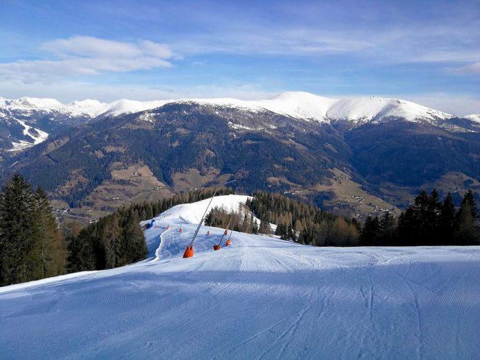 Skiing in Bad Kleinkirchheim