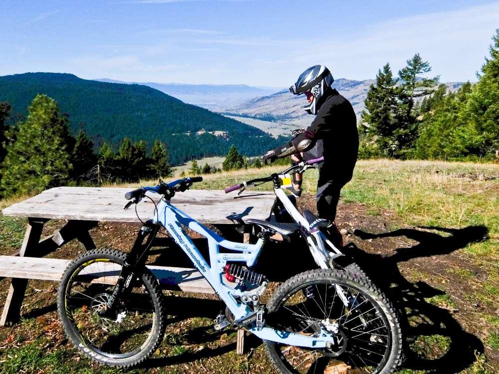 Kamloops Mountain Biking