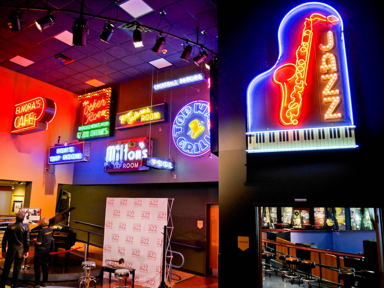 Kansas City Jazz Museum Stage