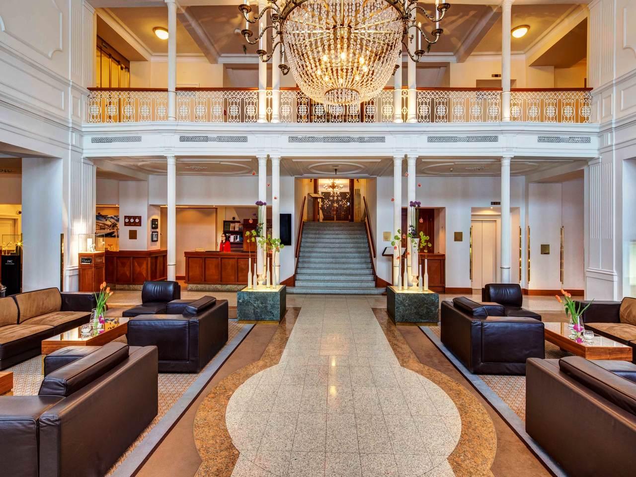 Hotel Review Grand Hotel Des Bains Kempinski St Moritz Switzerland