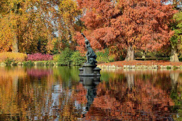 Kew Gardens Autumn
