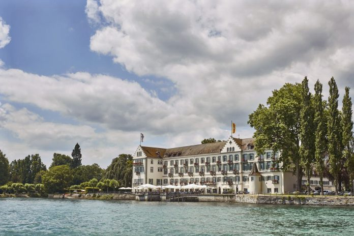 Konstanz Exterior Facade Lakeside