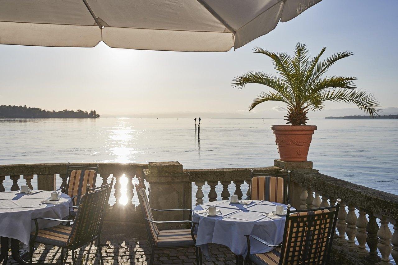 Konstanz restaurant Lakeview terrace