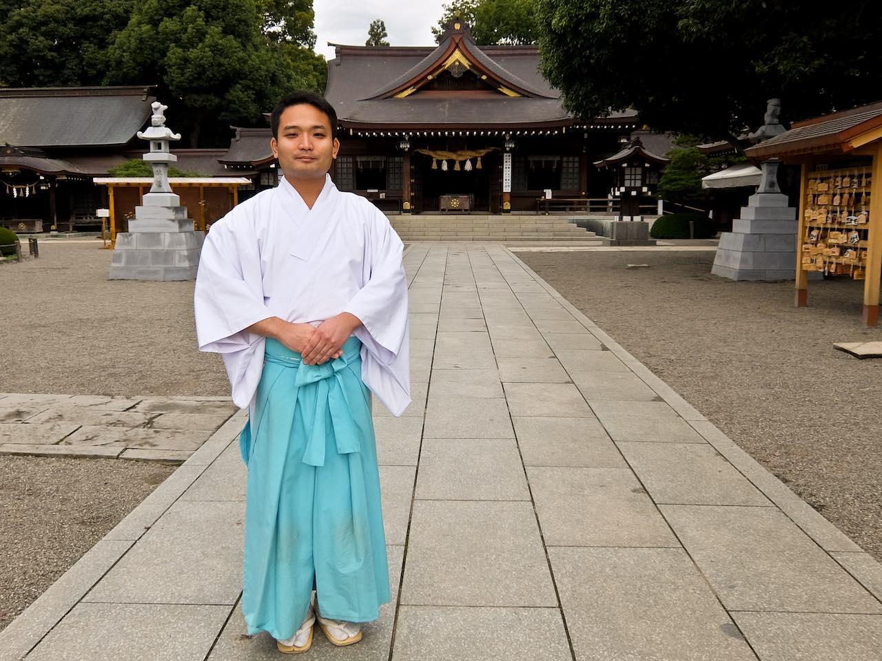 Kumamoto Suizenji Park Shrine