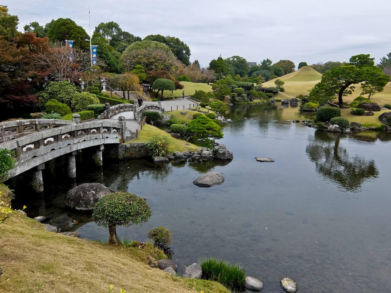 Kumamoto Suizenji Park