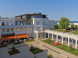 Kurhotel Skodsborg Colonnades by Ramy Salameh