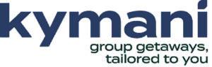 Kymani logo with strap