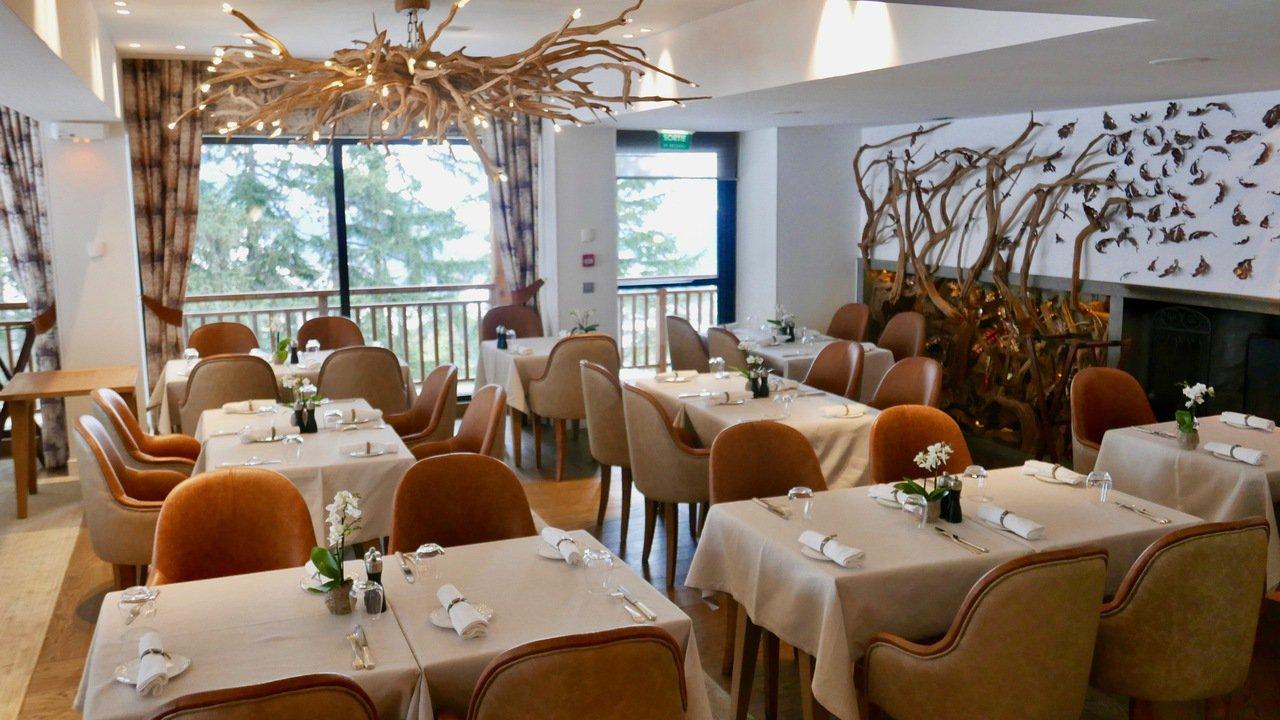 La Sivoliere restaurant