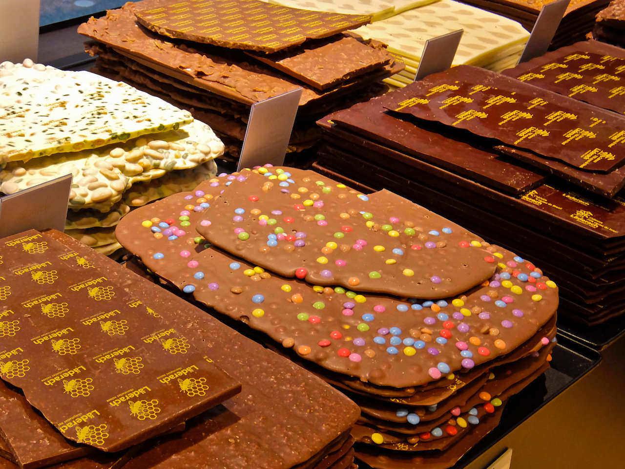Läderach Chocolate