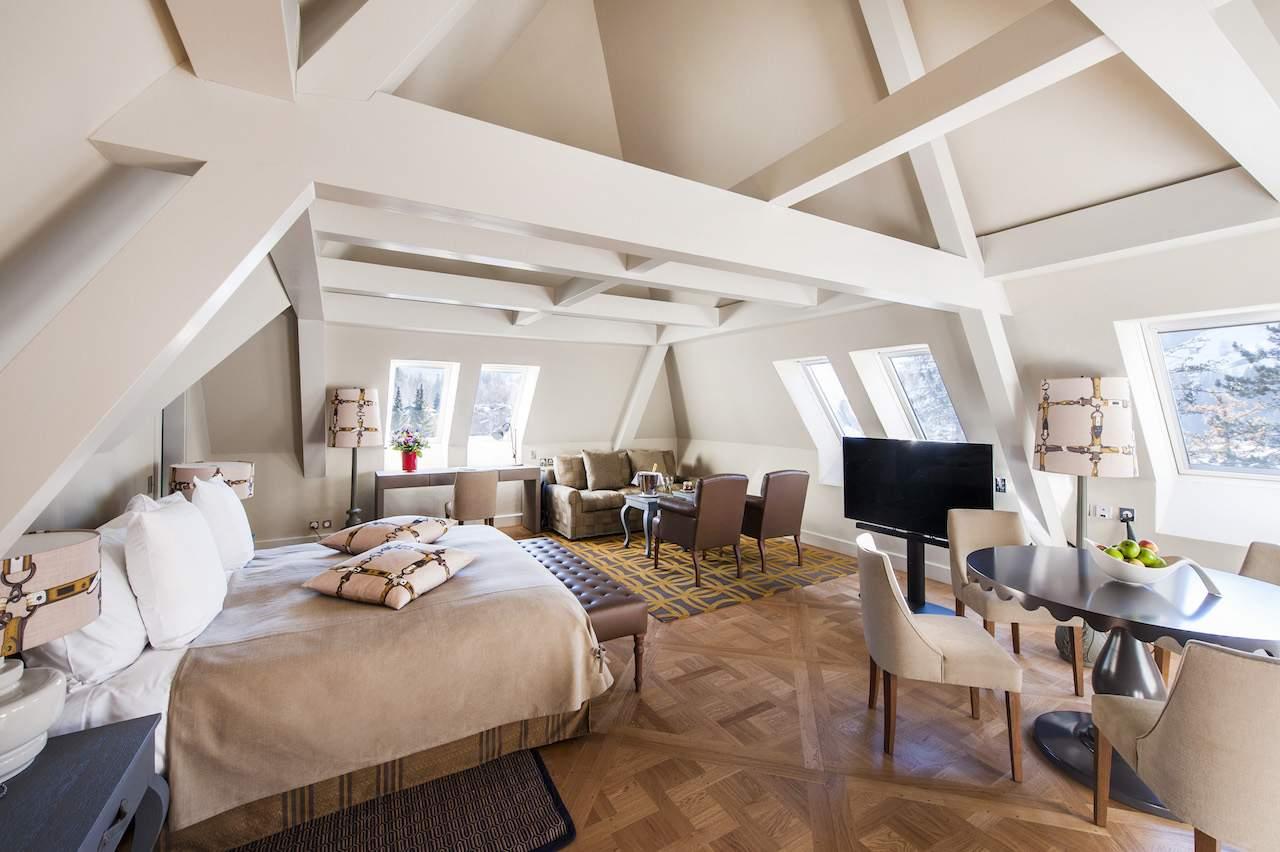 Le Grande Bellevue: Suite Etoile
