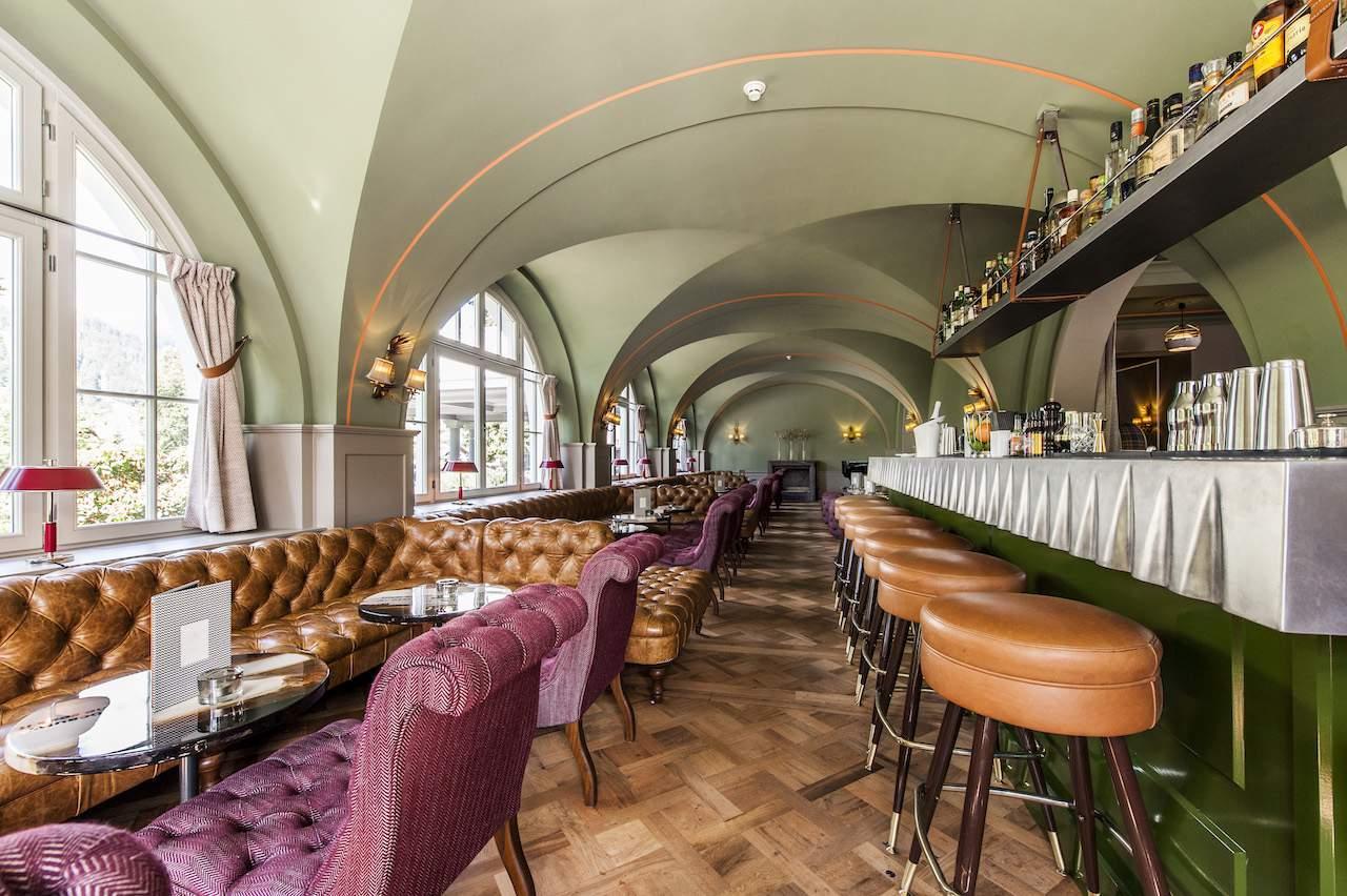 Le Grande Bellevue - The Bar