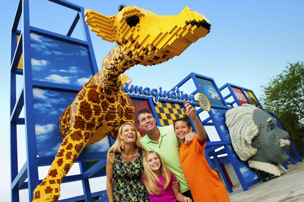 LEGOLAND at Dubai Parks and Resorts