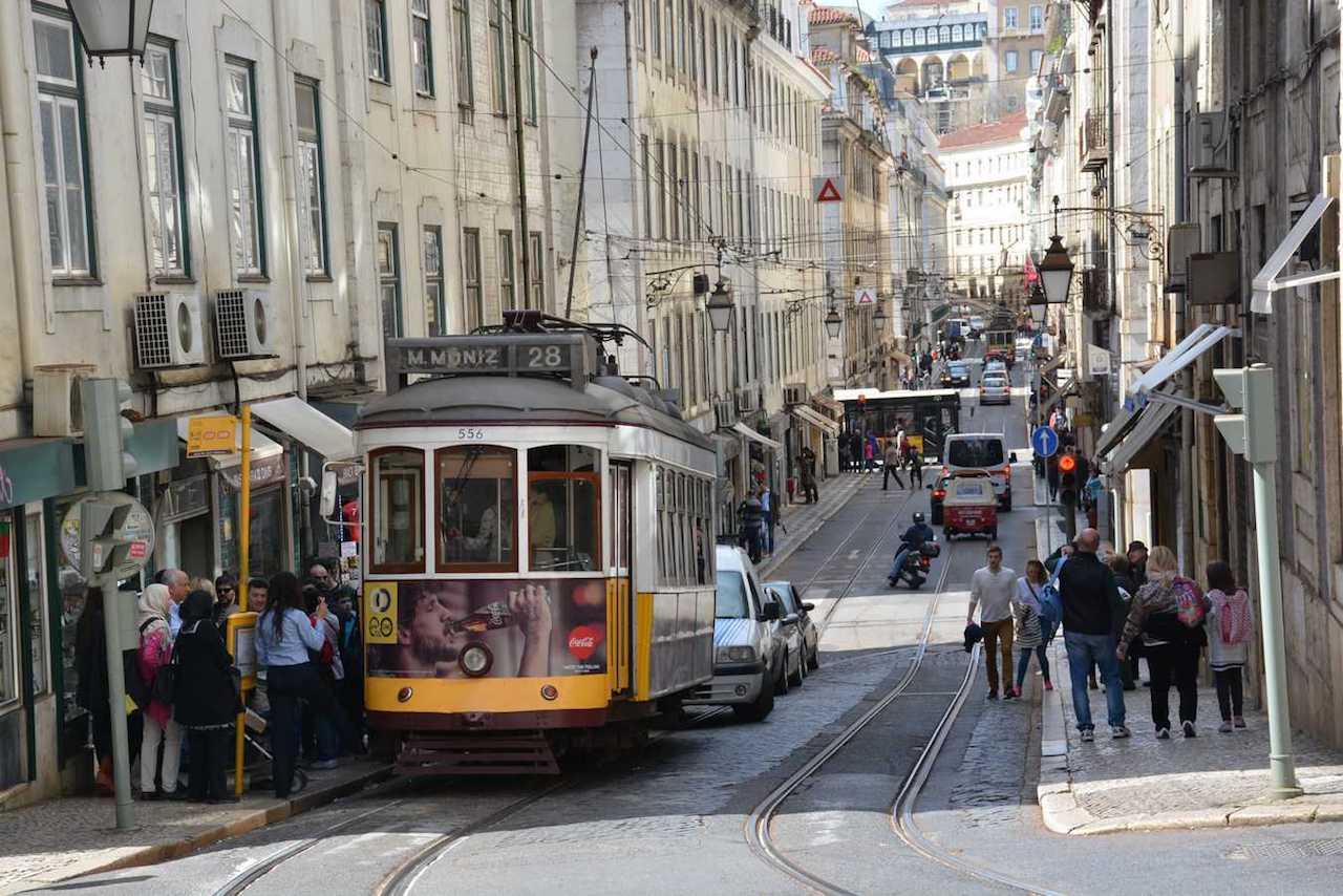 Lisbon - Tram 28