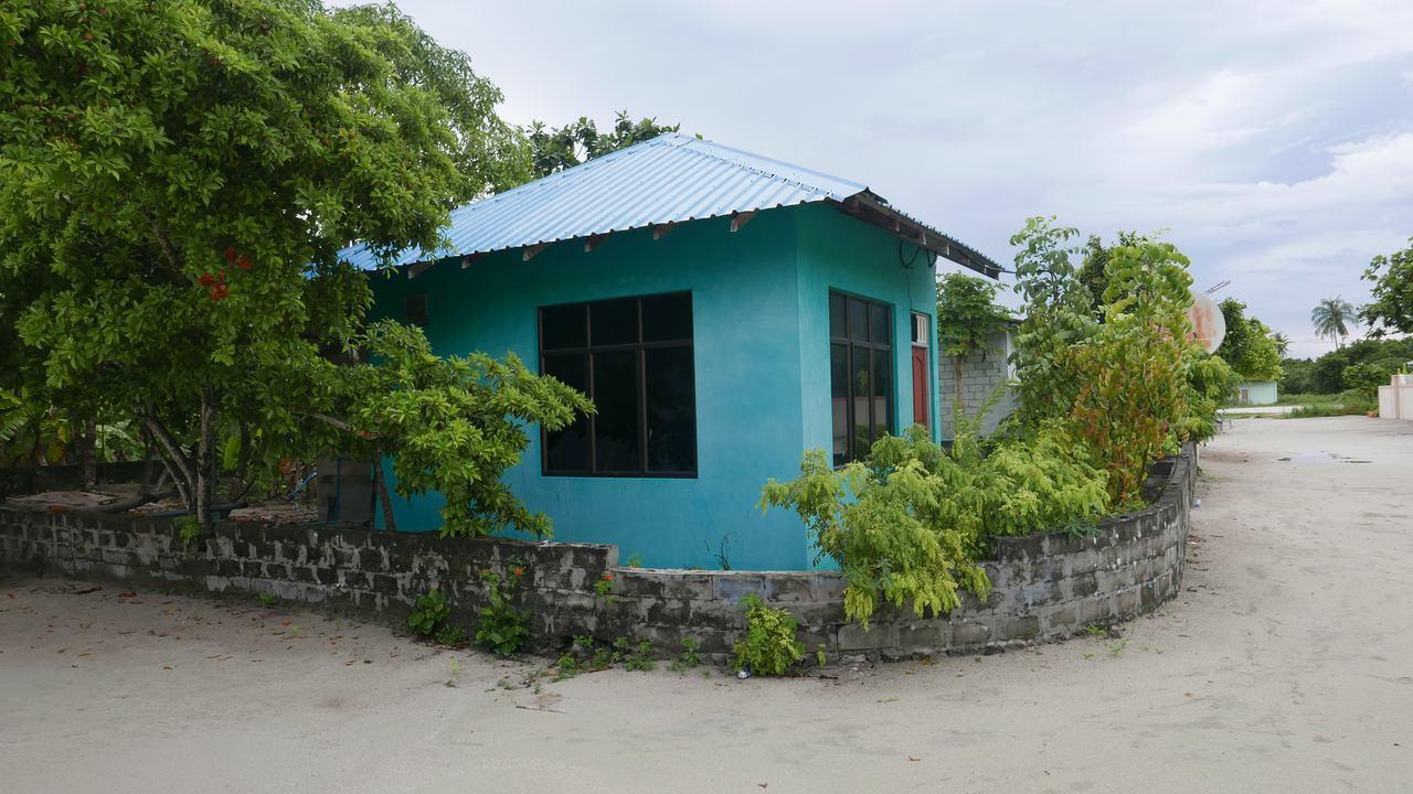 Local island visit to Fainu