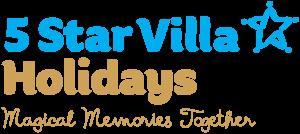 5 Star Villa Holidays logo