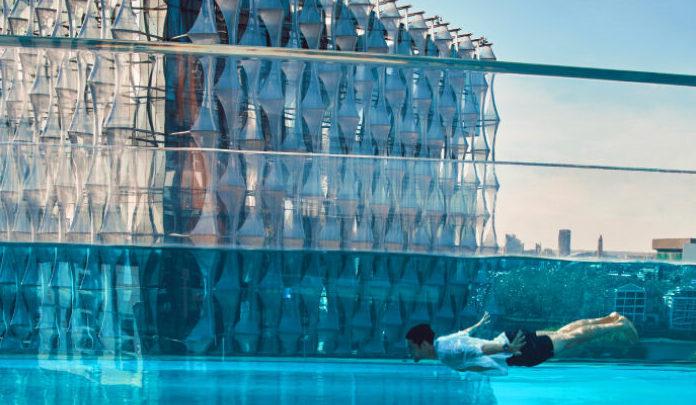 London Sky Pool 2