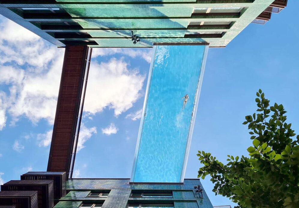 London Sky Pool 3