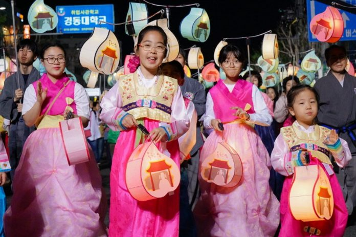 Lotus Lantern Festival - Yeon Deung Hoe