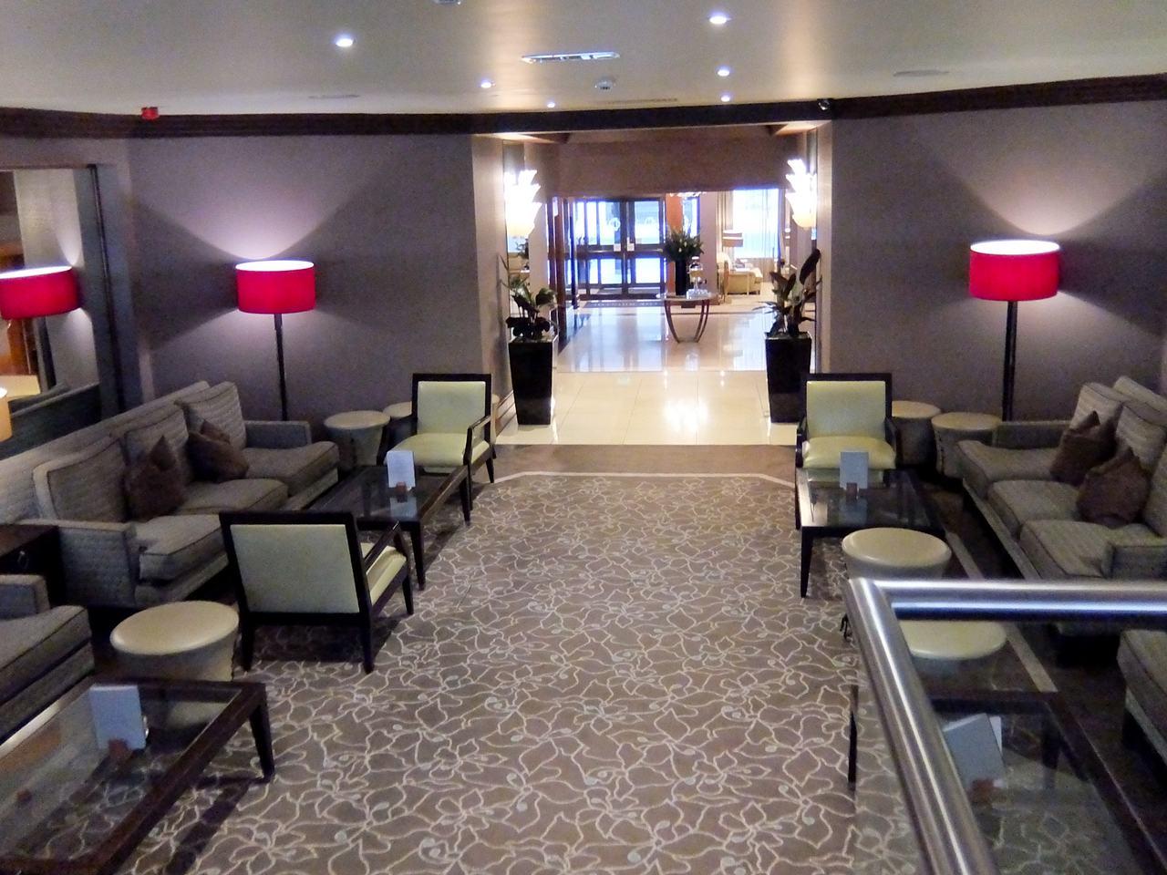 Bristol hotel lounge