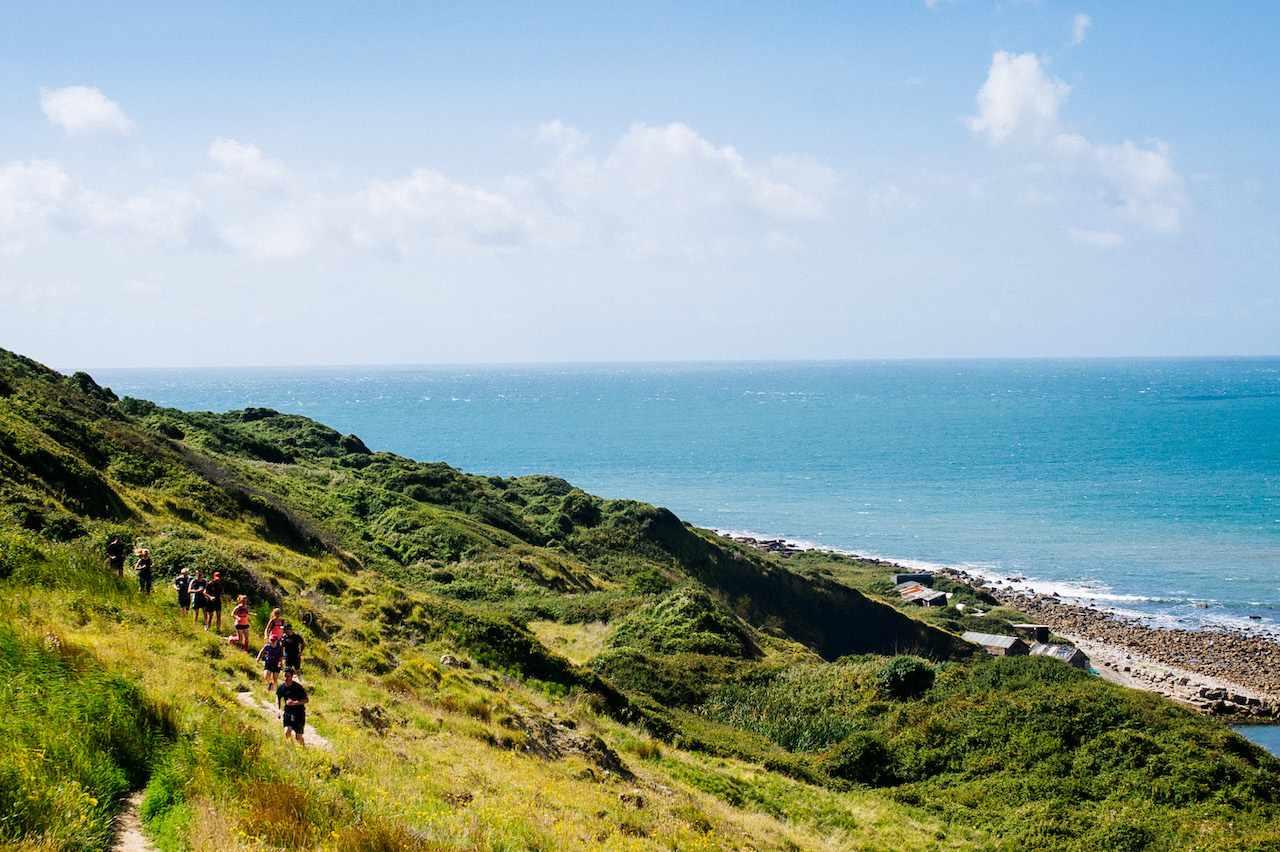 Love Trails Festival coastal run