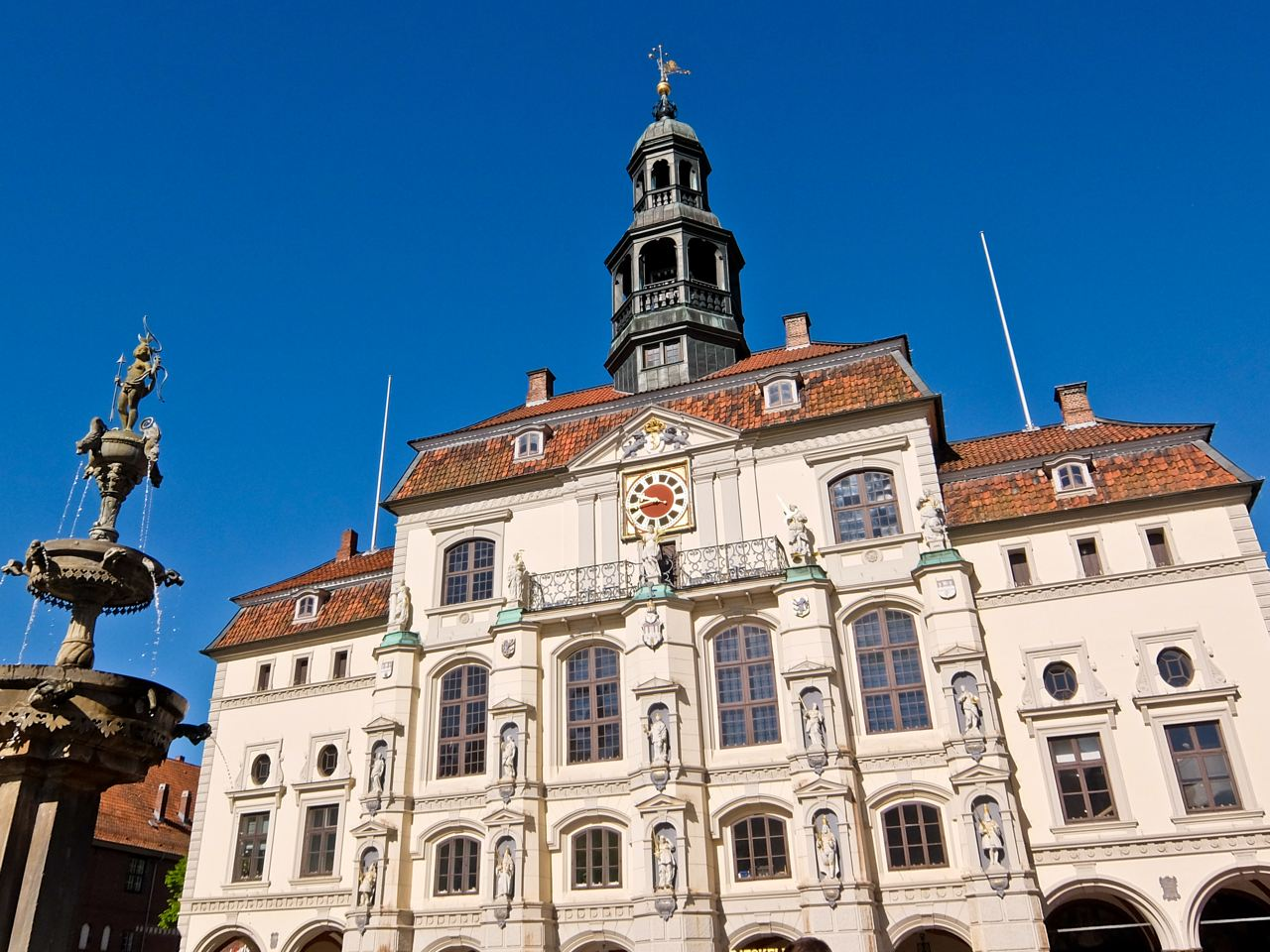 Luneburg Town Hall