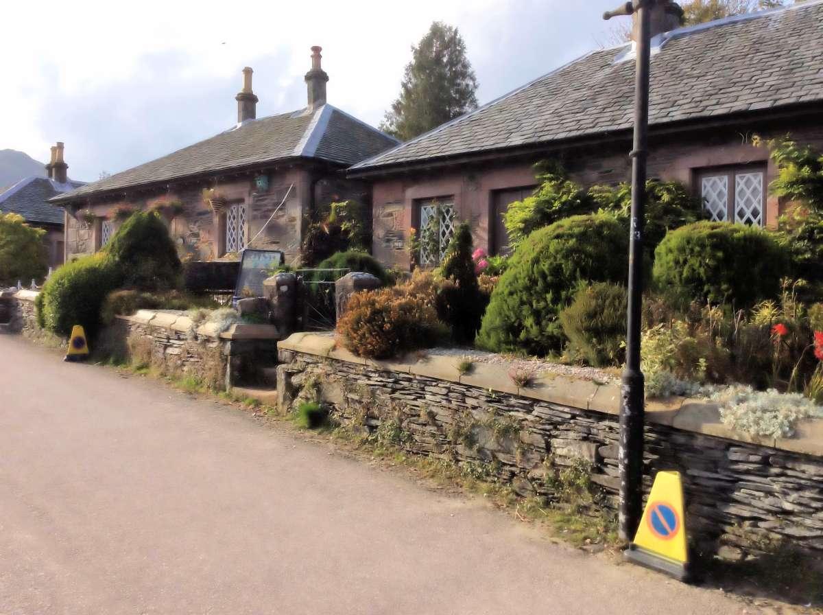 Luss Cottages