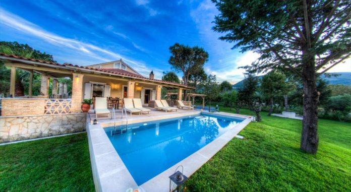 Luxury Dream Villa Zakynthos Laganas