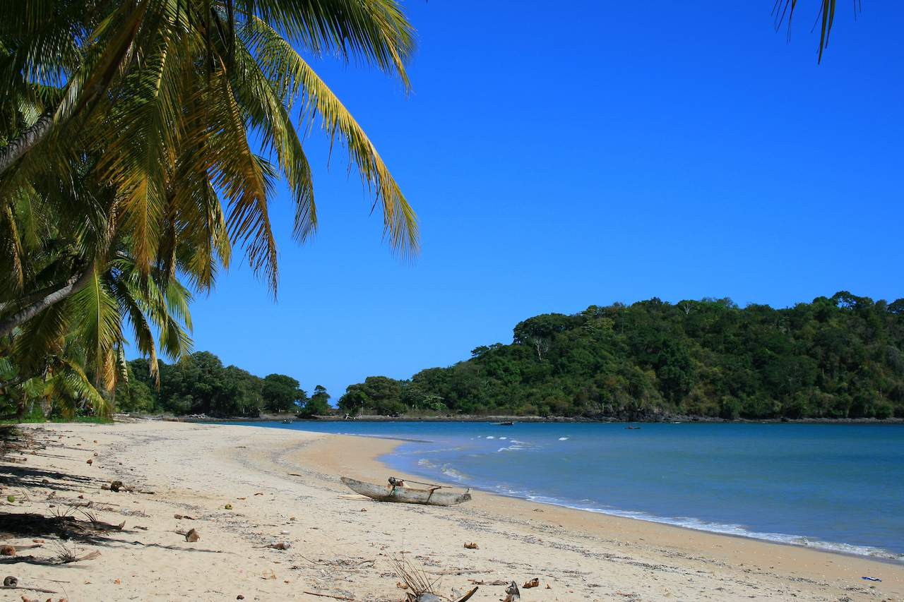 Madagascar coast