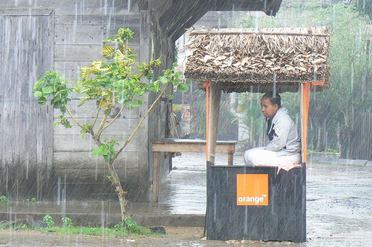 Madagascar rainy season