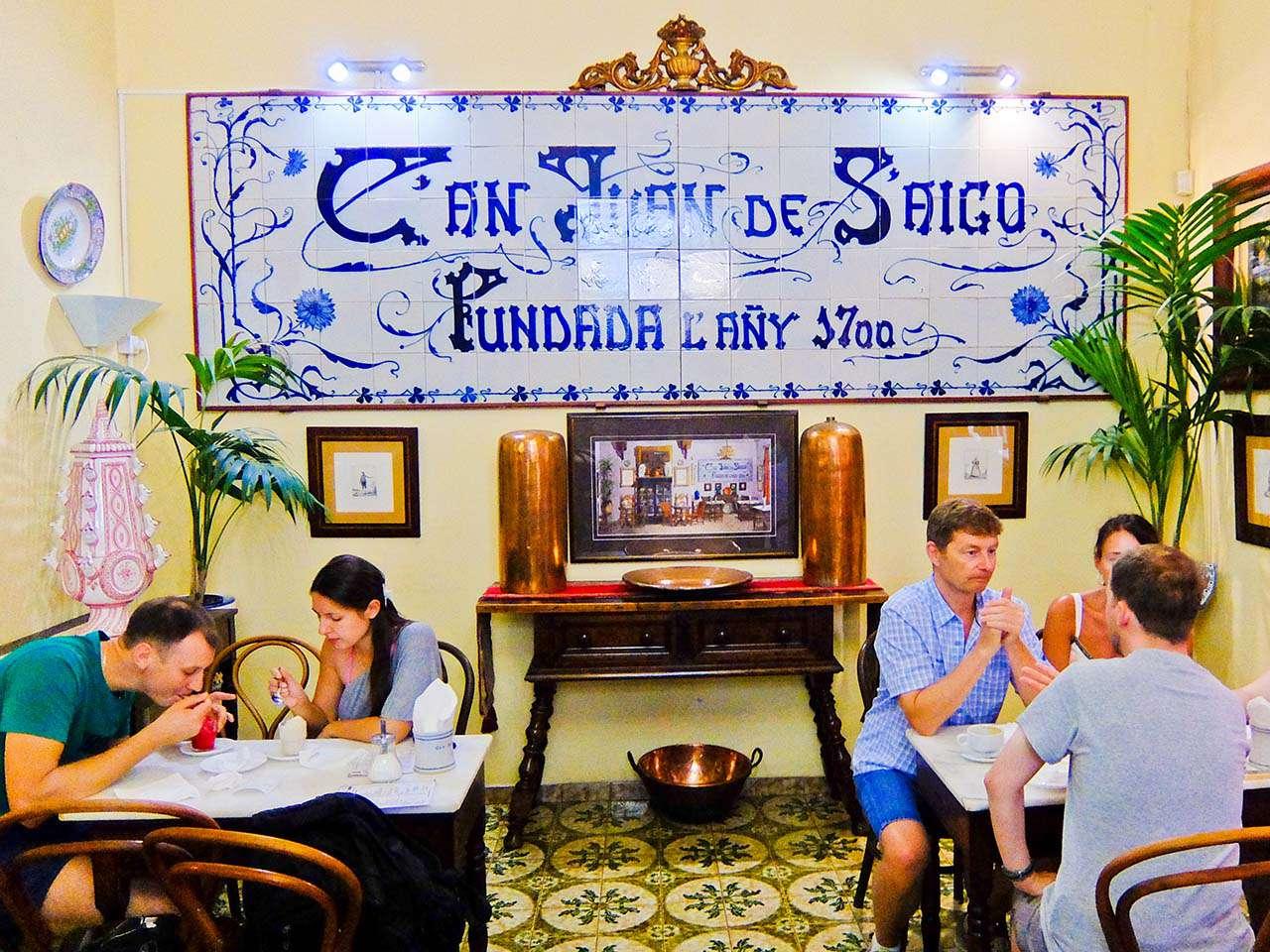 Mallorca Food - Can Juan de Saigo
