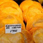 Mallorca Food - Cream Ensaimadas